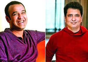 Madhu Mantena and Sajid Nadiadwala